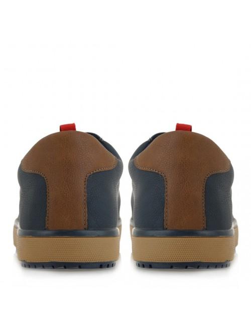 Ανδρικά Sneakers JK LONDON μπλέ L57002681531